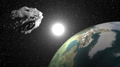 Un asteroid, aproape să lovească Terra