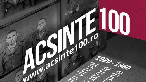S-a lansat albumul Acsinte.100
