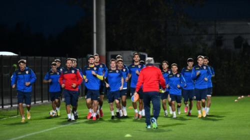 Mutu sună adunarea la naționala de tineret pentru meciul decisiv cu Danemarca