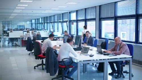 Noua normalitate din segmentul business: imunizarea clădirilor poate readuce angajații la birou