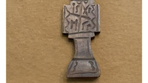 Obiectul lunii noiembrie la Muzeul Dr. Nicolae Minovici: Pristolnicul, datat 1937