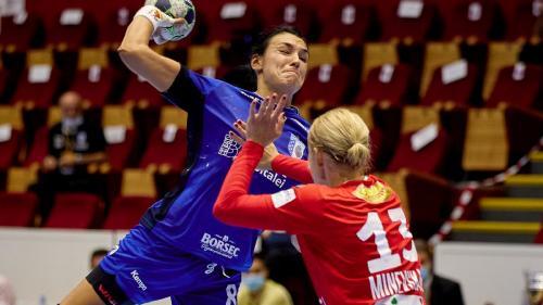 O nouă victorie în Liga Campionilor pentru CSM București. Echipa Cristinei Neagu conduce grupa