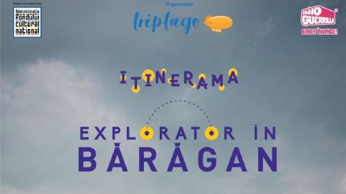 """""""Explorator în Bărăgan"""" - Primul ghid turistic multimedia dedicat regiunii Bărăganului"""