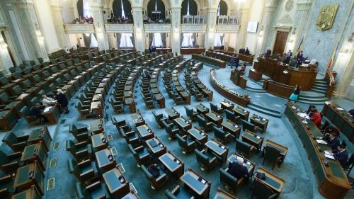 Bilanț la sfârșit de mandat. Jumătate dintre senatori termină legislatura cu datorii de peste 32 de milioane de lei