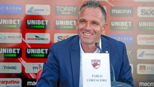 Răsturnare de situație la Dinamo București. Pablo Cortacero: Se pregătește majorarea capitalului social al clubului cu suma de 5 milioane de euro.