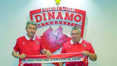 """""""Rugat frumos"""" să plece, Mulțescu este acum rugat frumos să salveze iar Dinamo"""