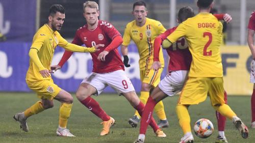 Fotbal: Naționala de tineret a României s-a calificat la turneul final al EURO 2021!