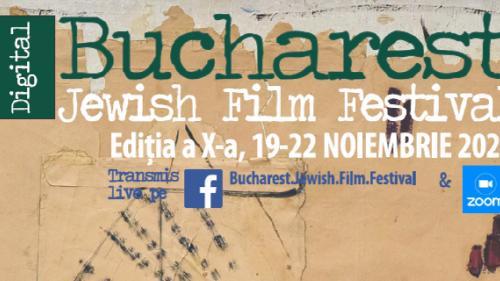 Bucharest Jewish Film Festival 2020:  documentare în premieră și conferințe despre cultura evreiască în lume