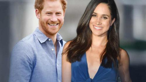 Meghan și Harry se rup din nou de familia regală
