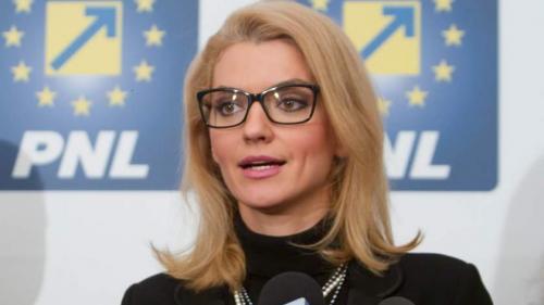 Alina Gorghiu nu mai are acces la pagina sa de Facebook: Nu mi se pare întâmplător