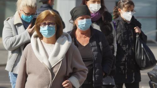 Aproape 2.000 de persoane infectate și peste 50 decedate în prima săptămână de carantină în Sibiu