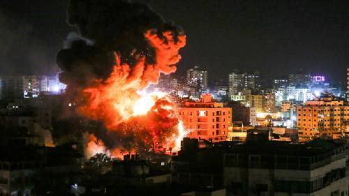 Atac israelian în Fâșia Gaza