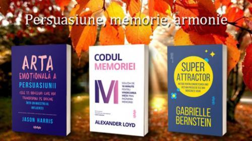 Invitație la lectură: persuasiune, memorie, armonie