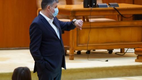 Marcel Ciolacu: Guvernul a pierdut total controlul asupra pandemiei
