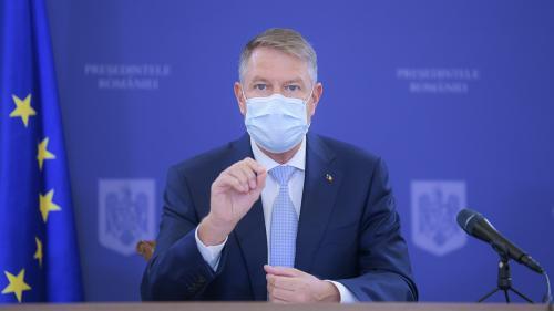 VIDEO + LIVETEXT. Klaus Iohannis: La momentul în care vaccinurile vor ieși din producție, trebuie să ne asigurăm că le putem distribui tuturor în mod echitabil