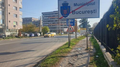 Carantină la mișto, în marginea Bucureștiului