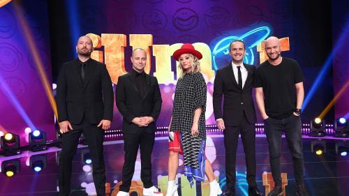 Șerban Copoț și Dan Badea, victime la roastul iUmor, duminică, de la 20.00, la Antena 1