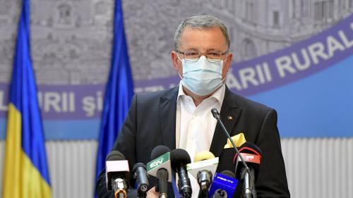 Ministrul Agriculturii, Adrian Oros, infectat cu noul coronavirus