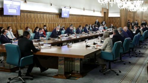 Strategia naţională de vaccinare anti-COVID ar putea fi aprobată astăzi de Guvern