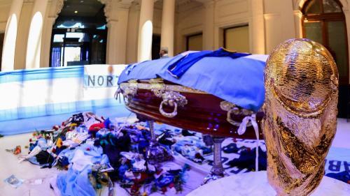 UPDATE Maradona a fost înmormântat. Ceremonia s-a desfășurat într-un cerc restrâns