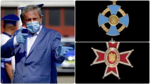 Cavalerii de Interne: medalii pentru eroism la ușa lui Vela