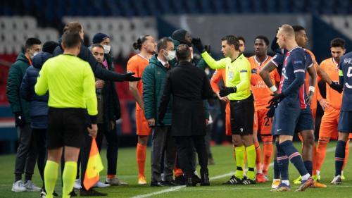 """Colţescu: """"Ăla negru""""! Scandal uriaș în Liga Campionilor. Arbitrii români acuzați de rasism. Ambele echipe au părăsit terenul"""