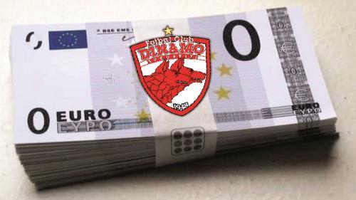Spaniolii n-au trimis banii. Dinamo va fi preluat de suporteri