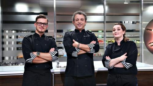 Roxana Blenche, Maria Șandru și Ionut Belei sunt finaliștii sezonului 8 Chefi la cuțite  Emisiunea a fost lider de audiență pe toate segmentele de public