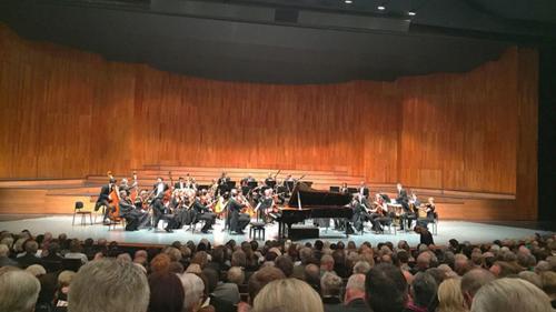 Maestrul Ion Marin și Martha Argerich, una din cele mai mari pianiste din istorie, în Concertul Extraordinar de Anul Nou al Orchestrei Elveției Italiene