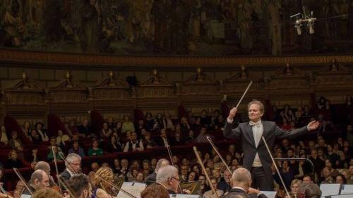 """Concert de Anul Nou live, fără public, la Filarmonica """"George Enescu"""""""