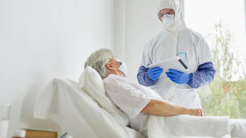 Studiu românesc unic în lume care ar putea contribui la scăderea mortalităţii COVID-19