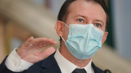 VIDEO. Florin Cîțu se va vaccina public anti-COVID, sâmbătă