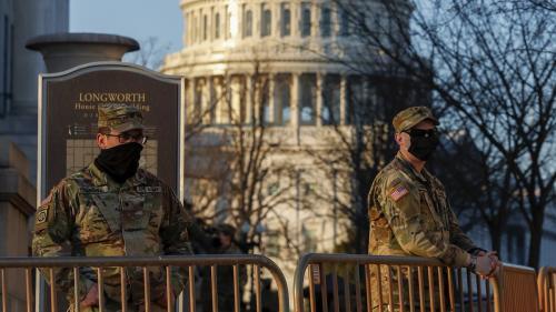 Pregătiri de război la Washington. Învestire periculoasă