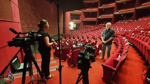 Ziua Culturii Naţionale sărbătorită la Televiziunea Română