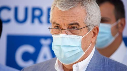 Călin Popescu-Tăriceanu a ajuns la sediul DNA