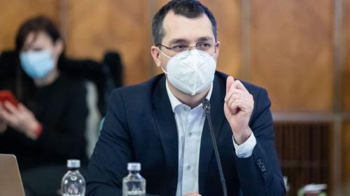 Ministrul Sănătății, despre redeschiderea școlilor: Tot personalul din învățământ este în etapa a doua de vaccinare