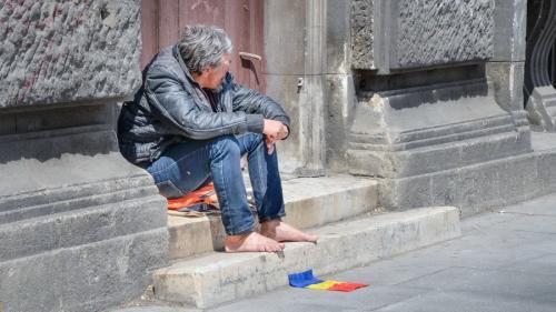 Persoanele fără adăpost sunt căutate de autoritățile din București deoarece vine gerul