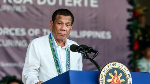 Rodrigo Duterte, un nou comentariu sexist: Președinția nu este pentru femei