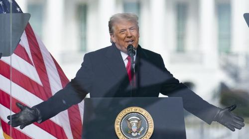 """VIDEO. Ultimele discursuri ale lui Donald Trump în calitate de președinte. """"Am făcut ceea ce am venit să facem - și mai mult decât atât""""/ """"Ne revedem curând"""""""