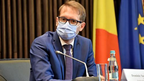 Dominic Fritz propune un nou algoritm de distribuție al vaccinurilor în România: Trebuie să se țină cont și de rata de infectare și numărul de programări