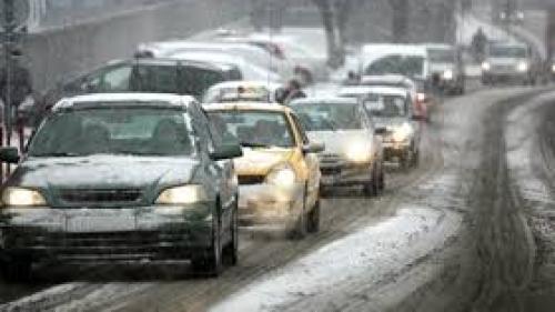 UPDATE Mai multe restricții de circulație din cauza ninsorilor
