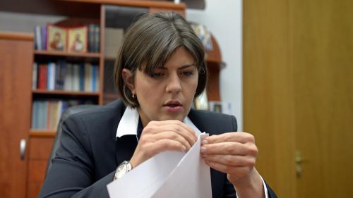 Înalta Laura Kovesi și Micuța Curte de Casație și Justiție