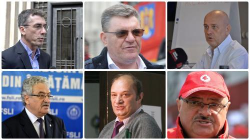 Cel mai bogat lider de sindicat, plătit cu 13.000 de euro/lună