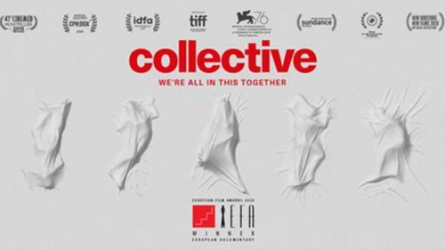 """""""colectiv"""", pe lista scurtă la OSCAR® 2021 și cu sprijinul Institutului Cultural Român"""