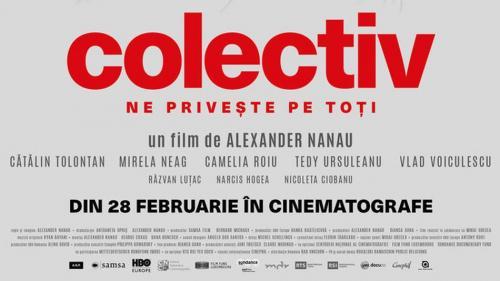 """Documentarul """"Colectiv"""" se află pe lista scurtă a nominalizărilor la Oscar la două categorii"""