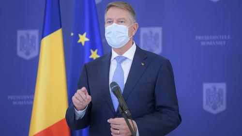 VIDEO + LIVETEXT. Klaus Iohannis, declarație de presă după întâlnirea cu ministrul Educației: Peste 2 milioane de elevi au reînceput fizic școala