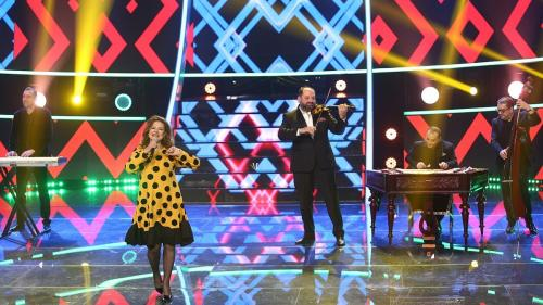 """Ana şi Raluka au câştigat cea de-a doua gală """"Te cunosc de undeva!"""" Emisiunea, lider de piaţă în rândul publicului din mediul urban"""