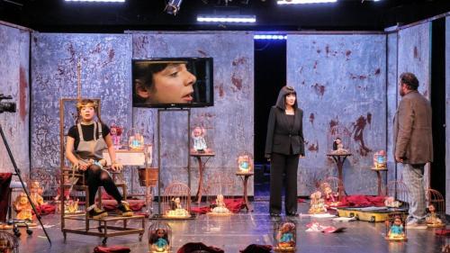 """""""Lecţia"""", în regia lui Felix Alexa, prima premieră a anului la Teatrul """"Nottara"""""""