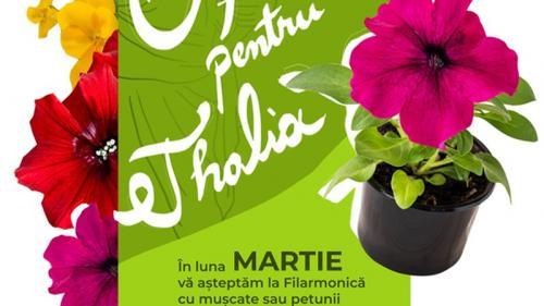 Cadouri muzicale de primăvară la Filarmonica Sibiu