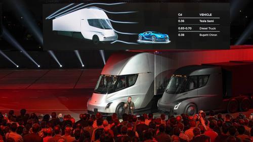 Cât de capabil va fi Tesla Semi